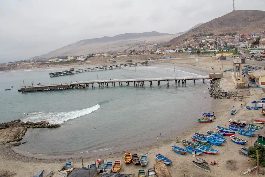 Mega Puerto de Chancay se construirá pese cuestionamientos de la población