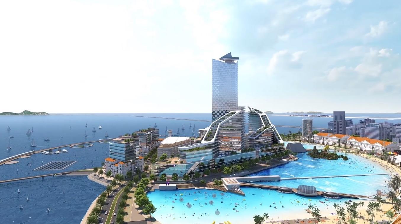Wavegarden construirá en Corea del Sur el mayor parque de olas artificiales