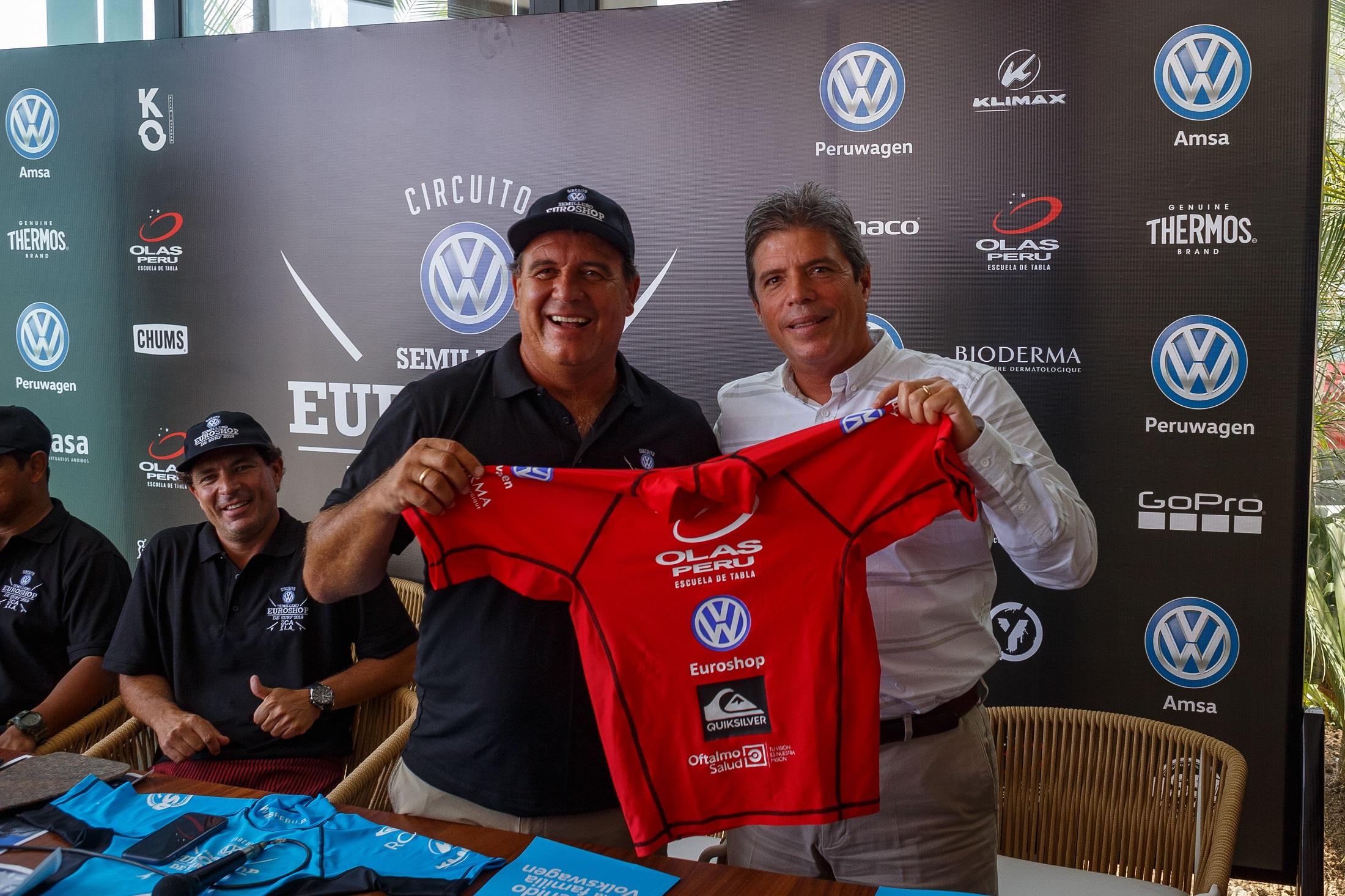 Escuela de tabla Olas Perú inicia mañana Semillero de Surf 2019