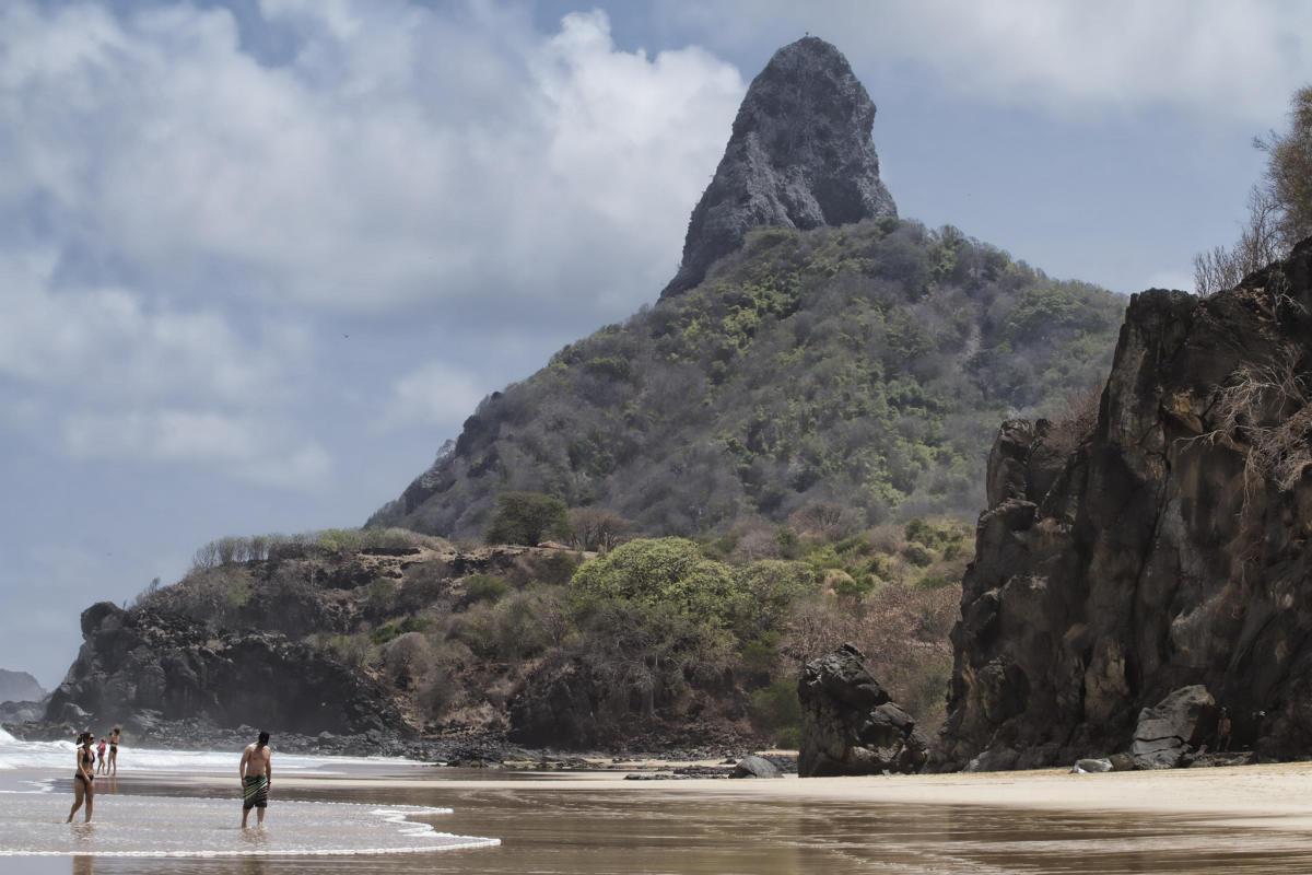 Brasil: Surfista es mordido por tiburón en Fernando de Noronha