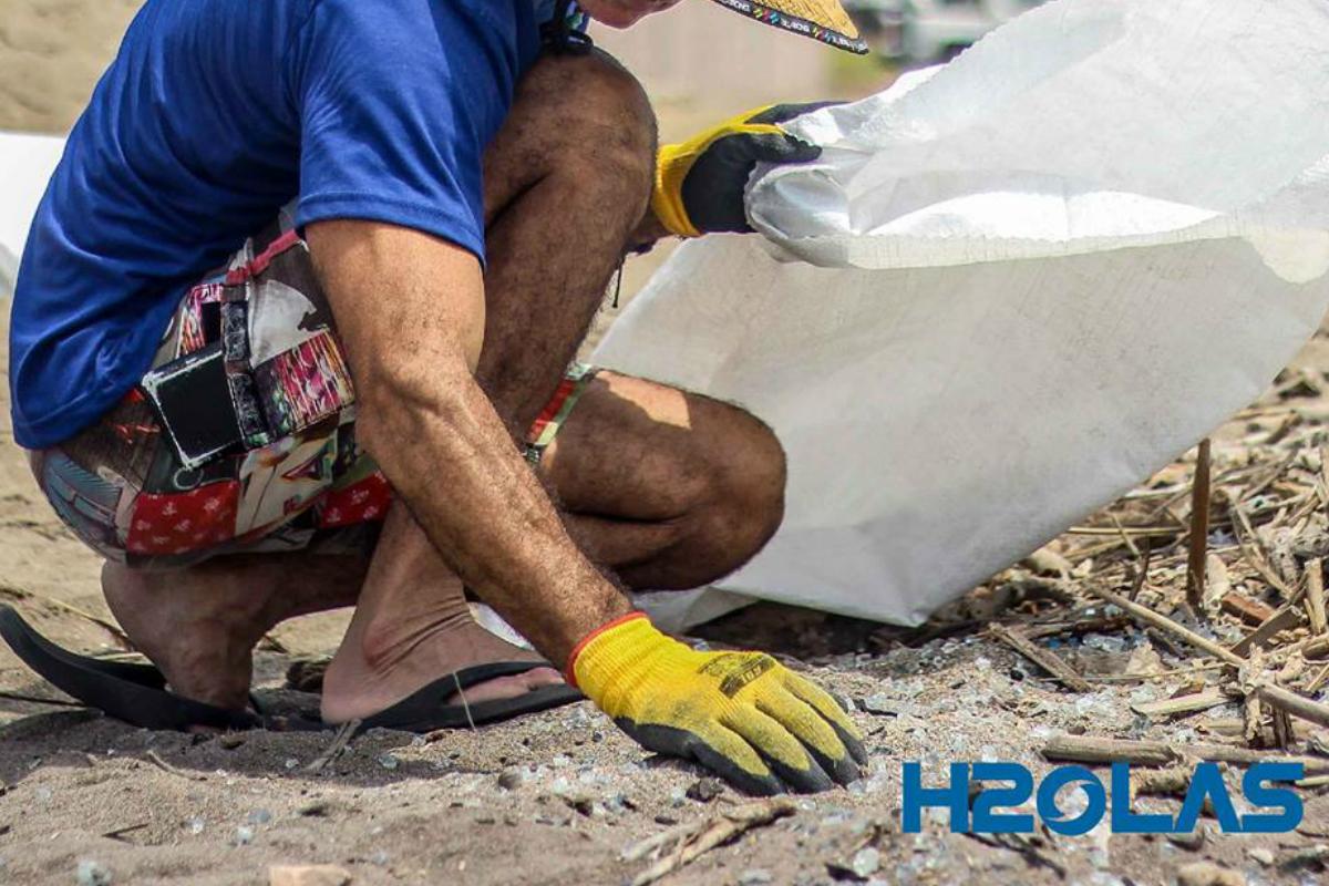 Jornada de limpieza en playa La Herradura este fin de semana
