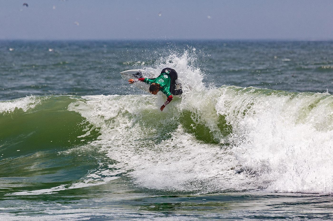 Series 2da fecha Semillero Euroshop de Surf 2019