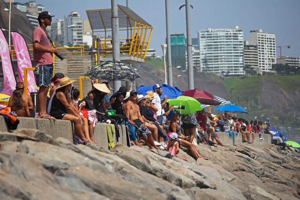 Surf, un deporte cada vez más popular