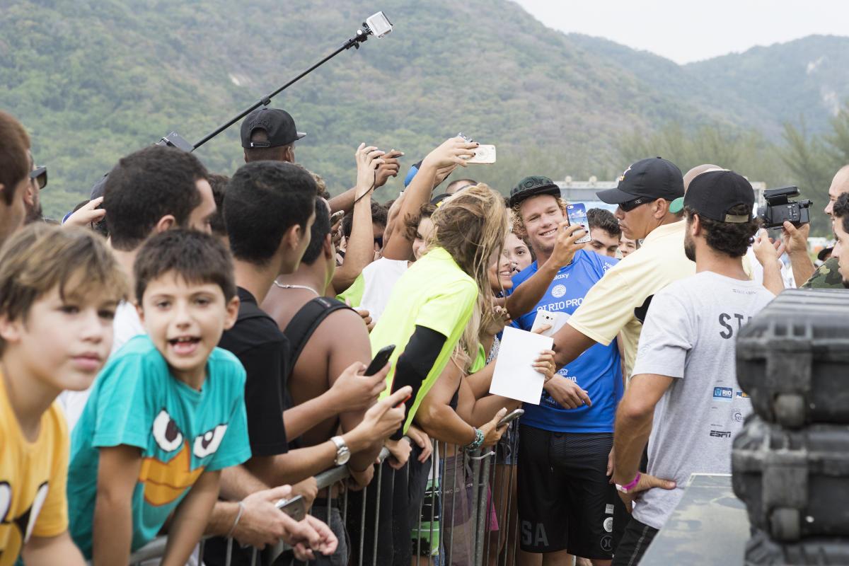 WSL pone a la venta entradas VIP para los eventos del Tour Mundial