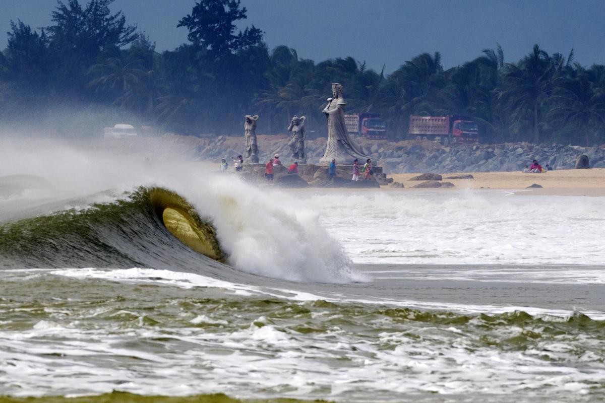 Incluyen al surf en los Juegos Asiáticos de Playa