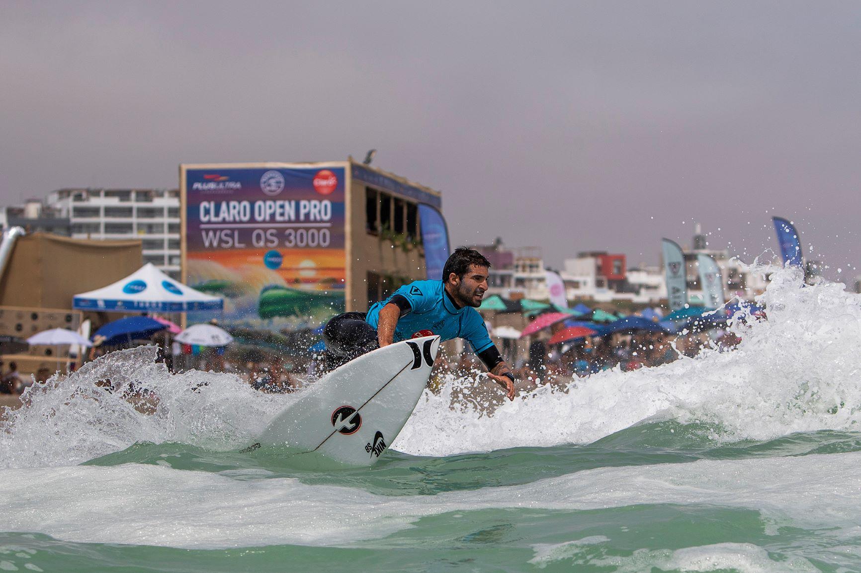 Día 3: Muchas olas y gran nivel en el Mundial de Surf en Punta Hermosa