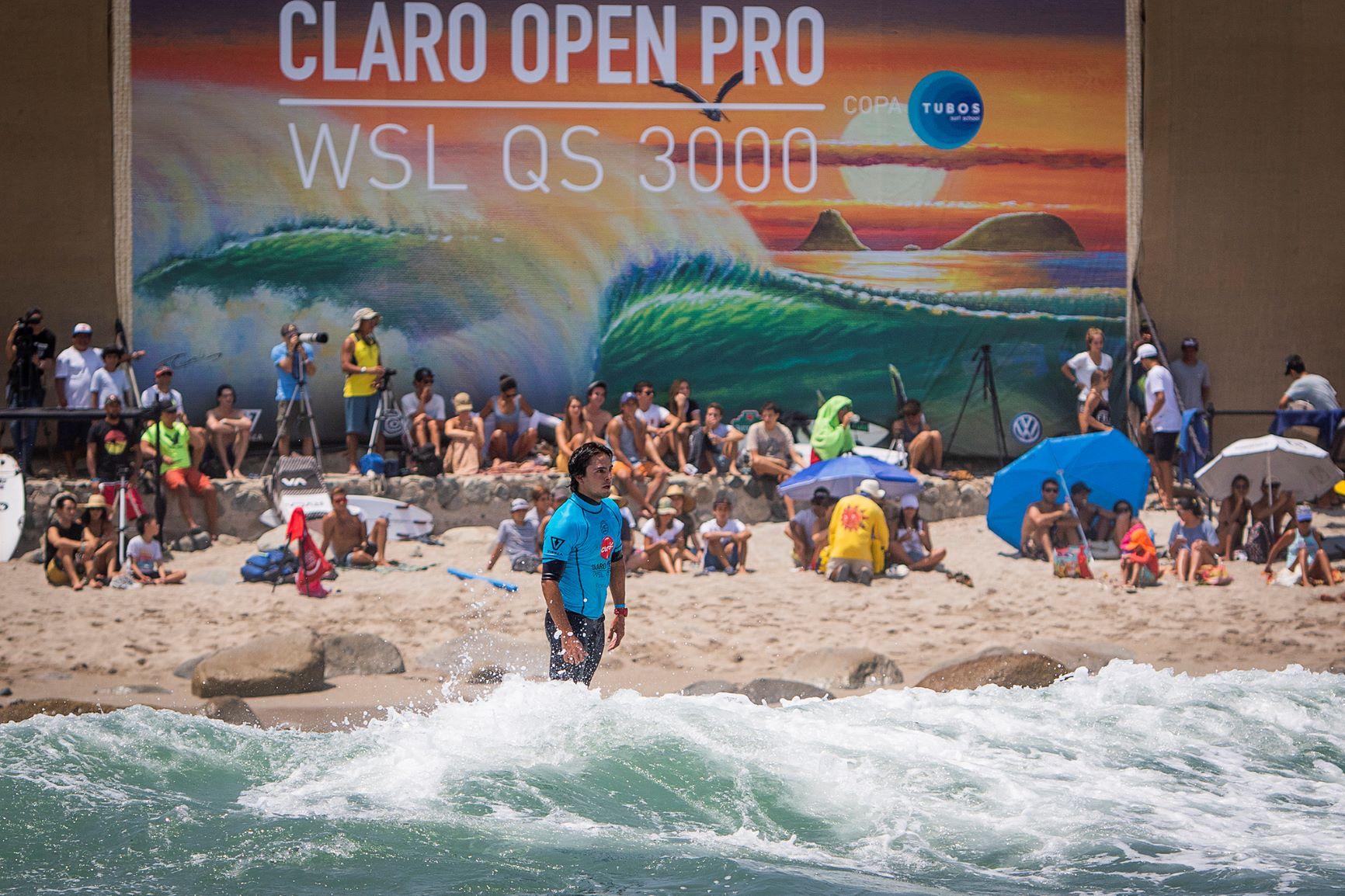 Un peruano buscará mañana el título en el Mundial de surf en playa Señoritas