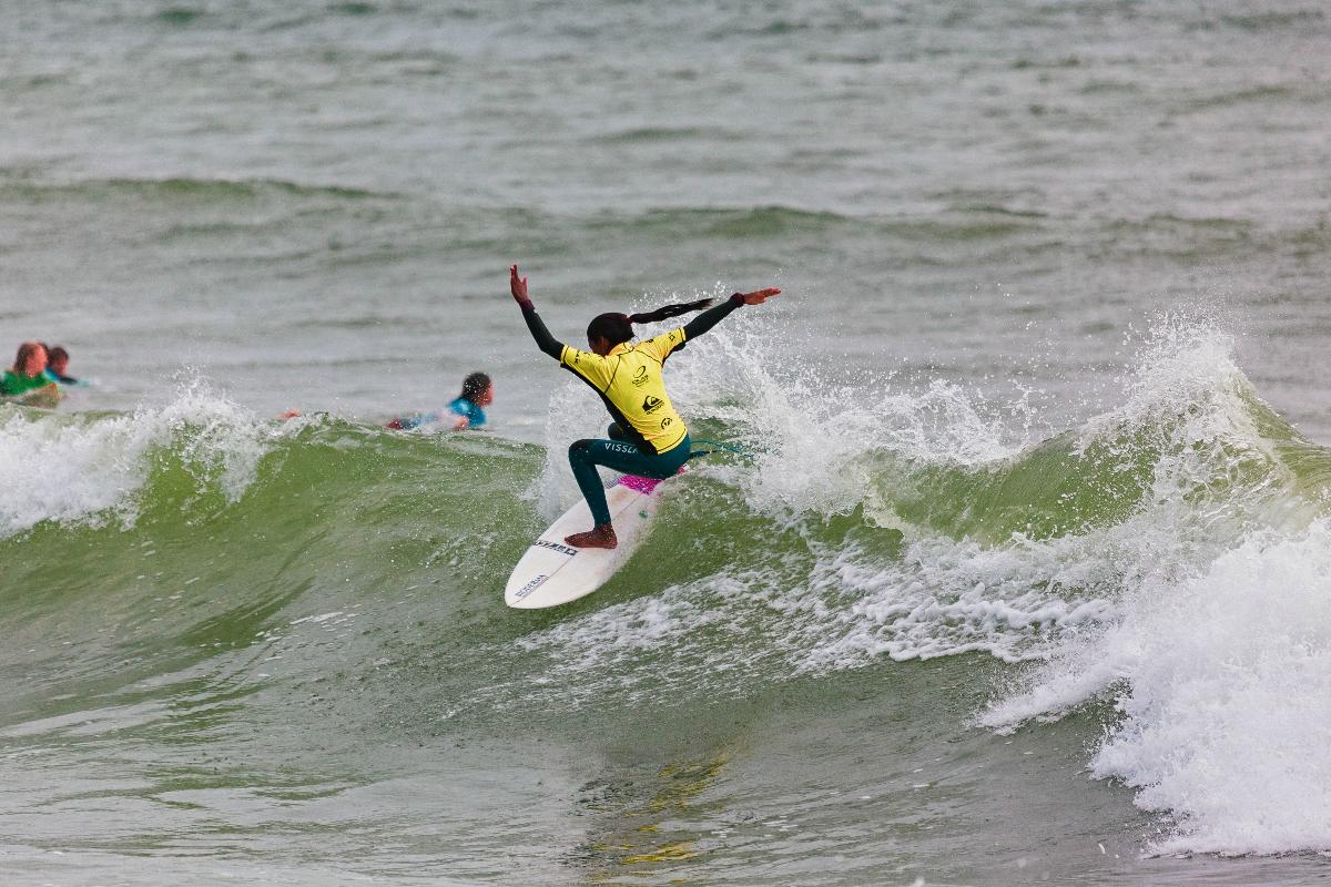 Listas las series para la 3ra fecha del Semillero Euroshop de Surf 2019