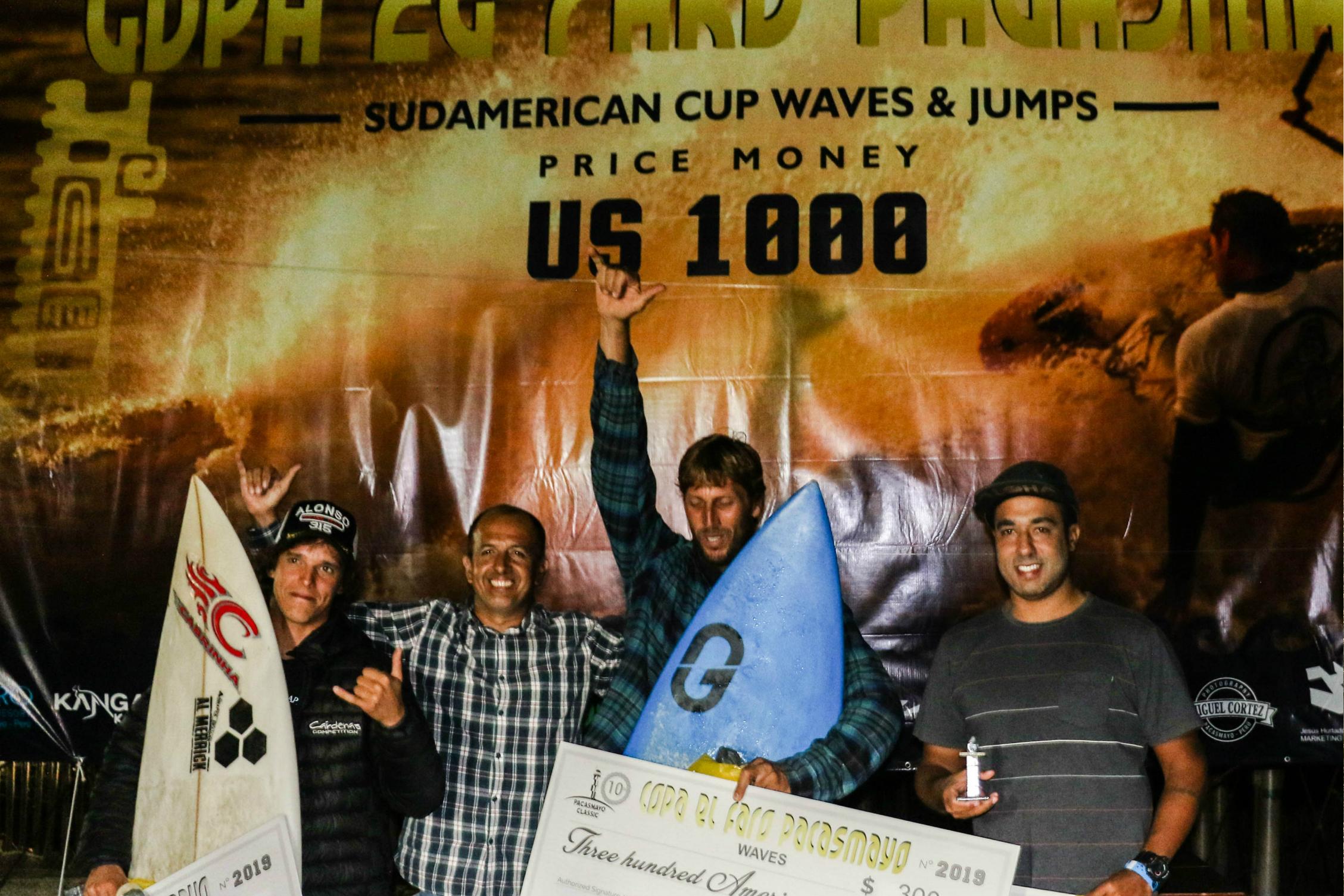 Peruanos triunfan en el Pacasmayo Classic Copa El Faro 2019