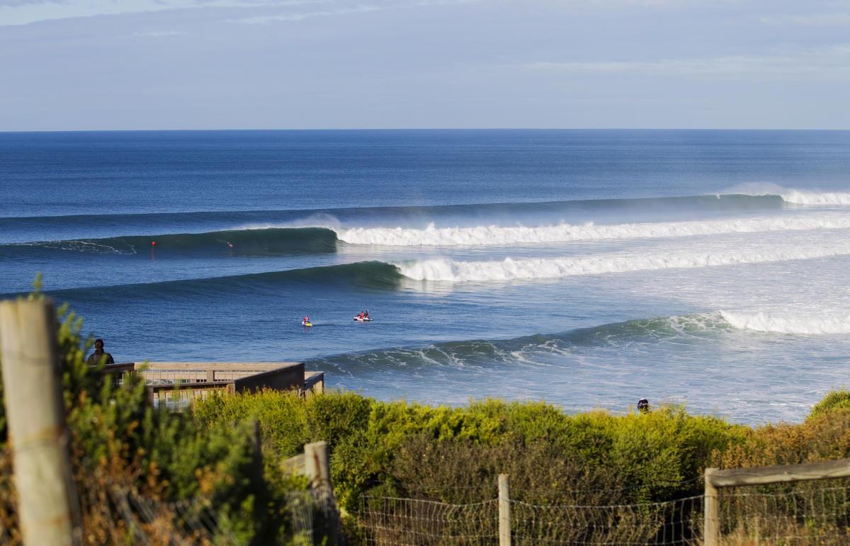 Duelos definidos para el Pro Bells Beach