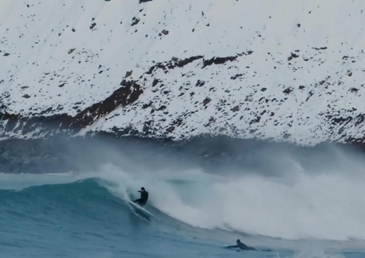Norduland, una escapada surfera por Islandia