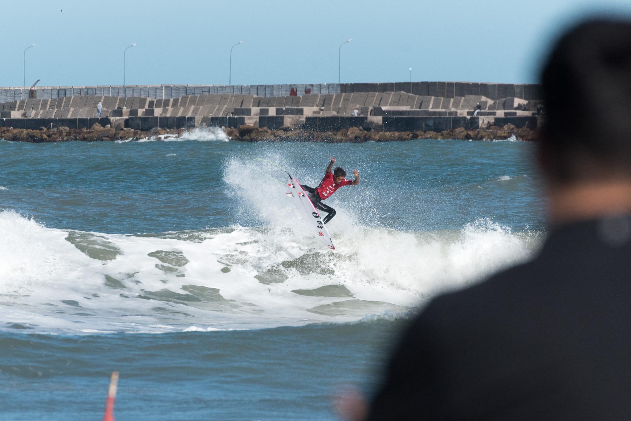 Gran expectativa para el Rip Curl Pro Argentina, surfistas de 12 países y el mejor nivel
