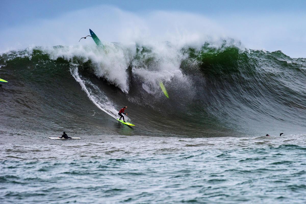Big Wave Awards: Surfistas cuestionan lista de finalistas elegidos por la WSL