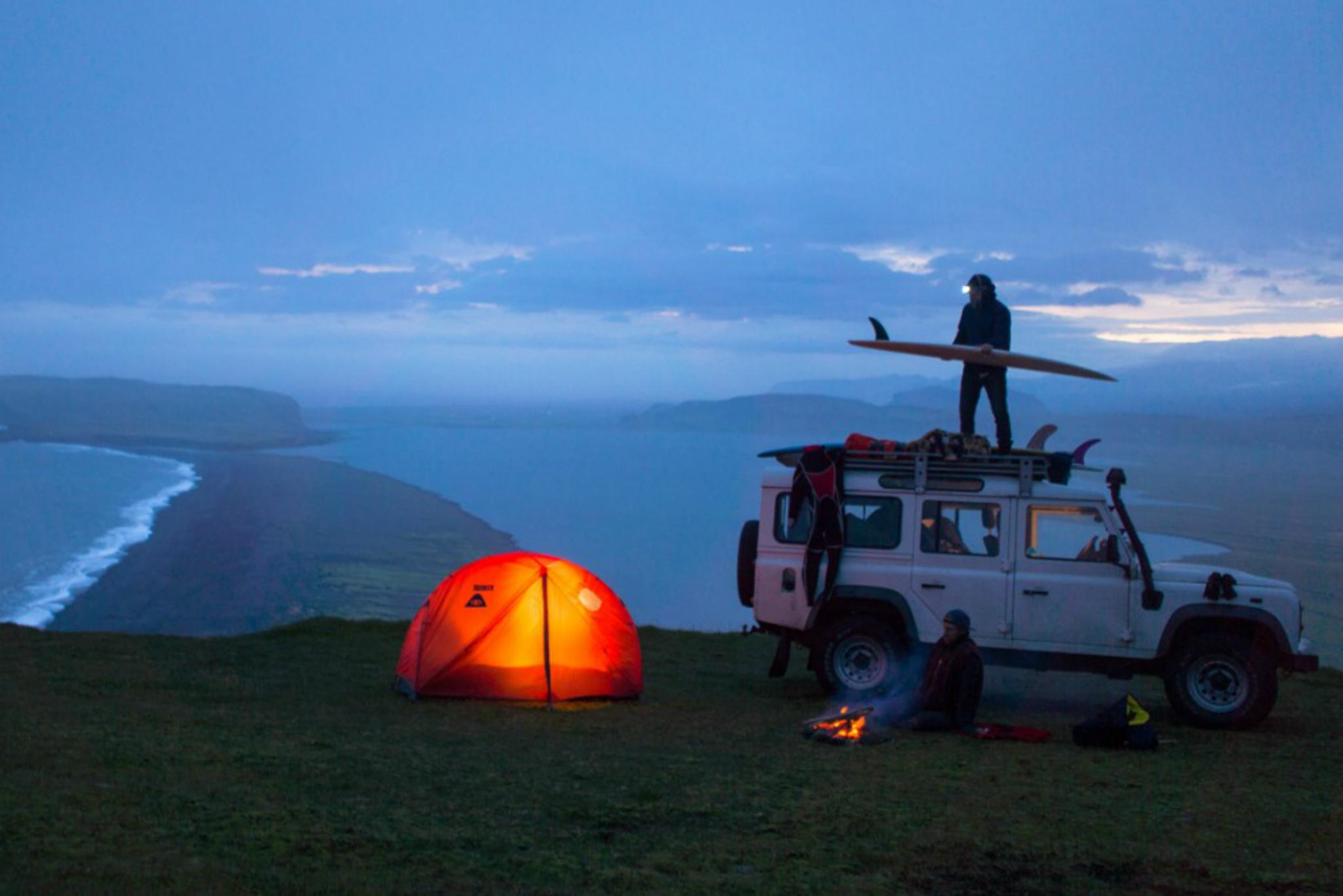 Tips para acampar sin dañar el medio ambiente