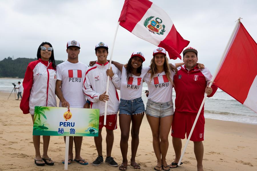 Decidido el equipo peruano de longboard que participará en el mundial de la ISA