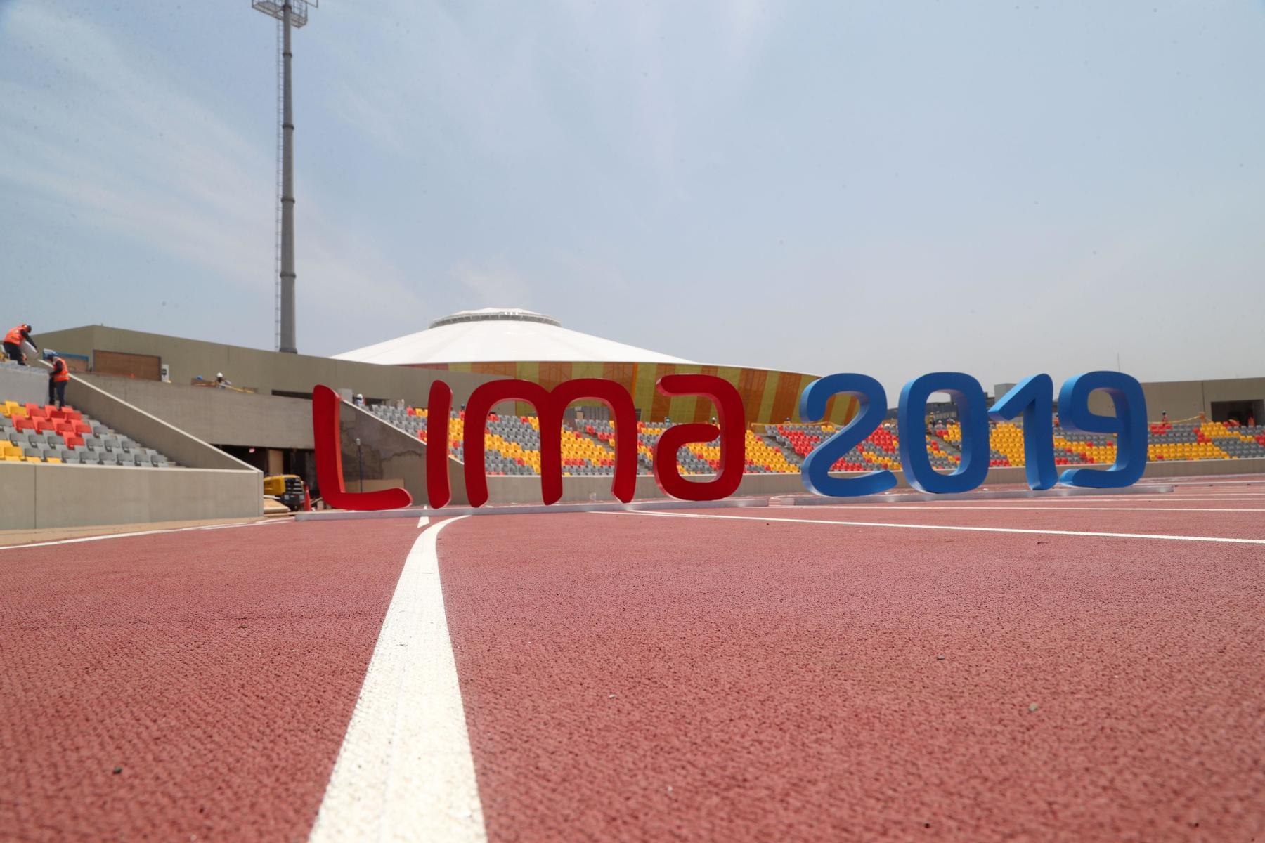 Calendario Juegos Panamericanos Lima 2019 Entradas.Juegos Panamericanos A 50 Dias De Lima 2019 Se Vendieron