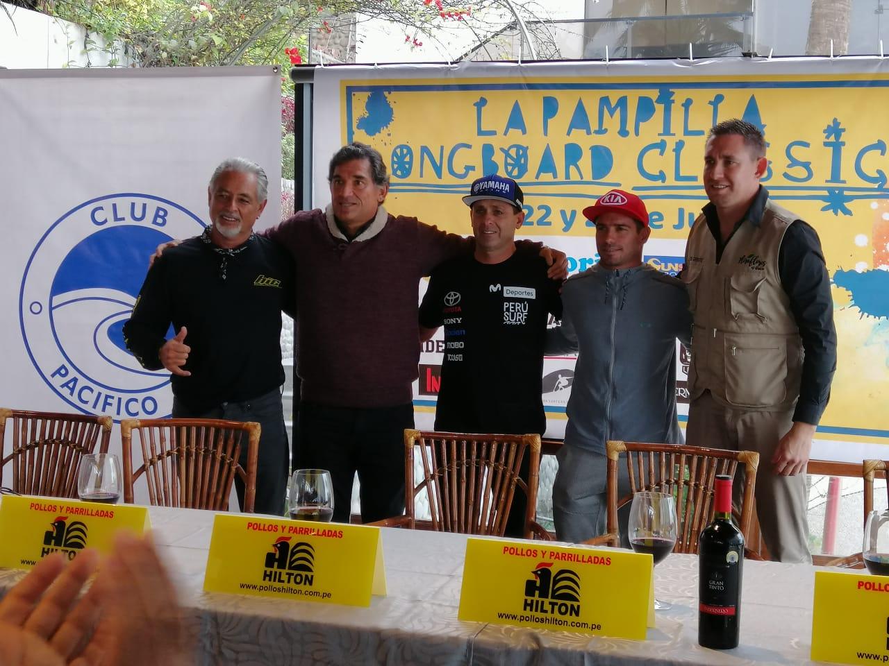 Campeonato La Pampilla Longboard Classic 2019 - 5ta edición