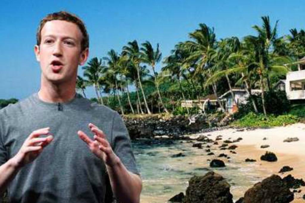 Continúa la disputa de Mark Zuckerberg por tierras en Hawái