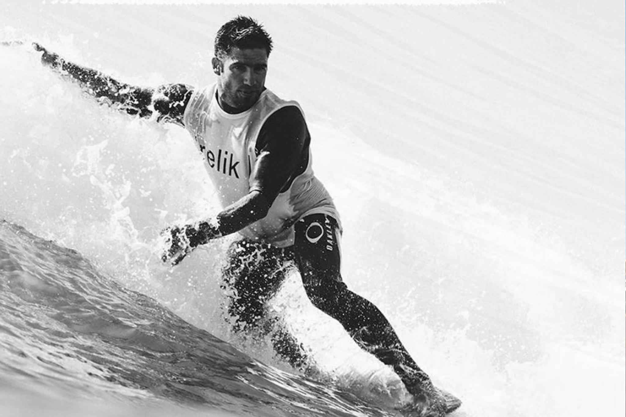 Surf Relik: Tercer lugar para Piccolo Clemente en Malibú