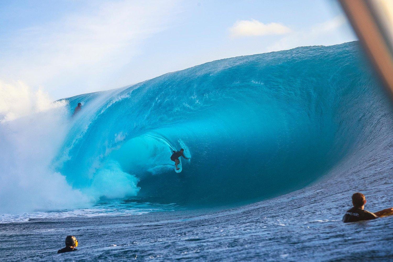 Surf en Juegos Olímpicos de París 2024 podría ser en Tahití