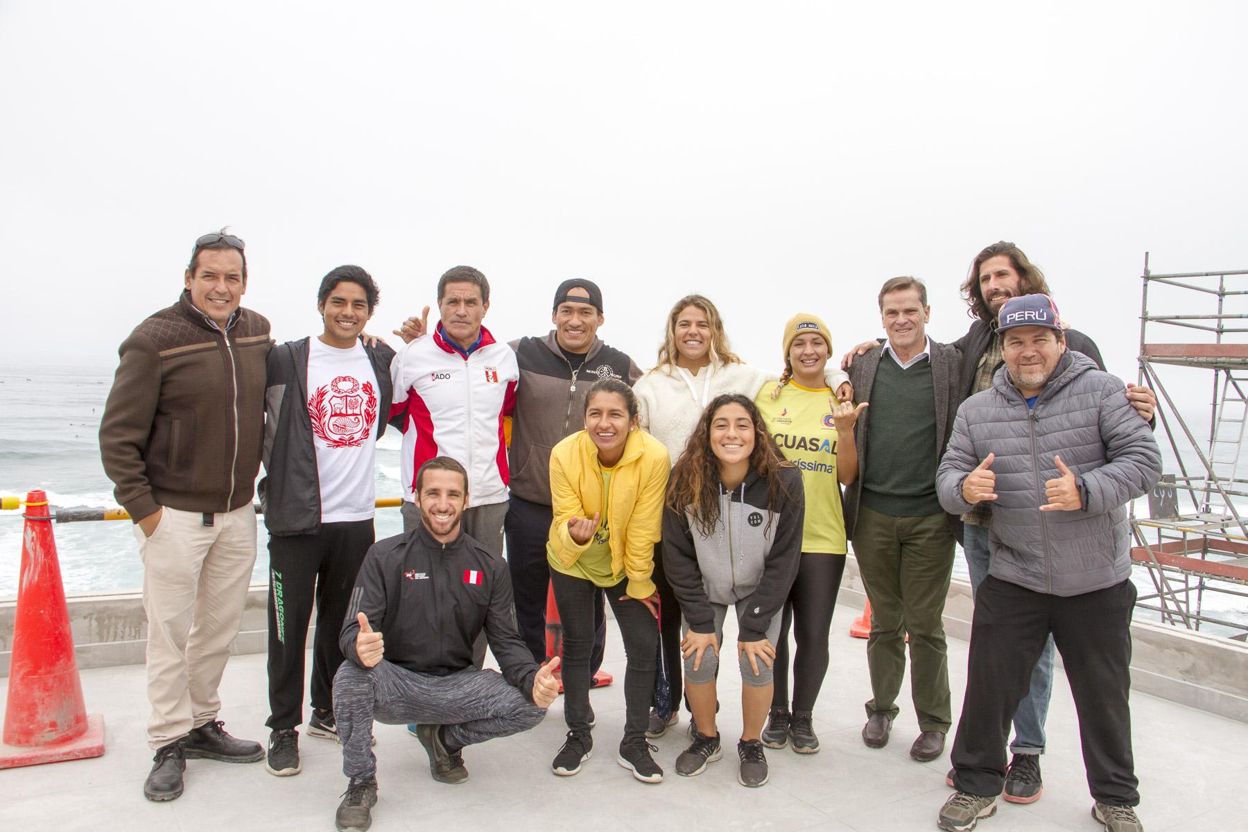 Infraestructura de primer nivel será la sede del surfing durante Panamericanos Lima 2019