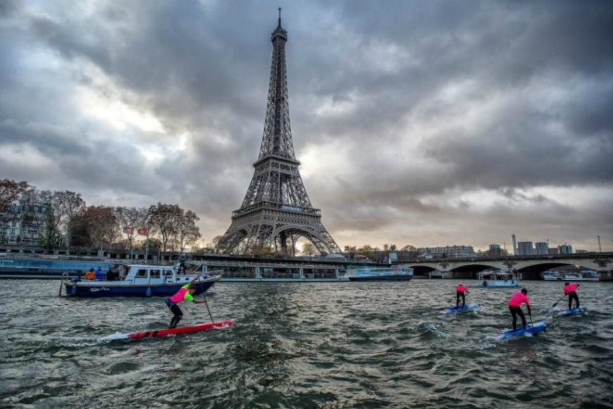París volverá a ser la última parada de la APP World SUP Racing Tour