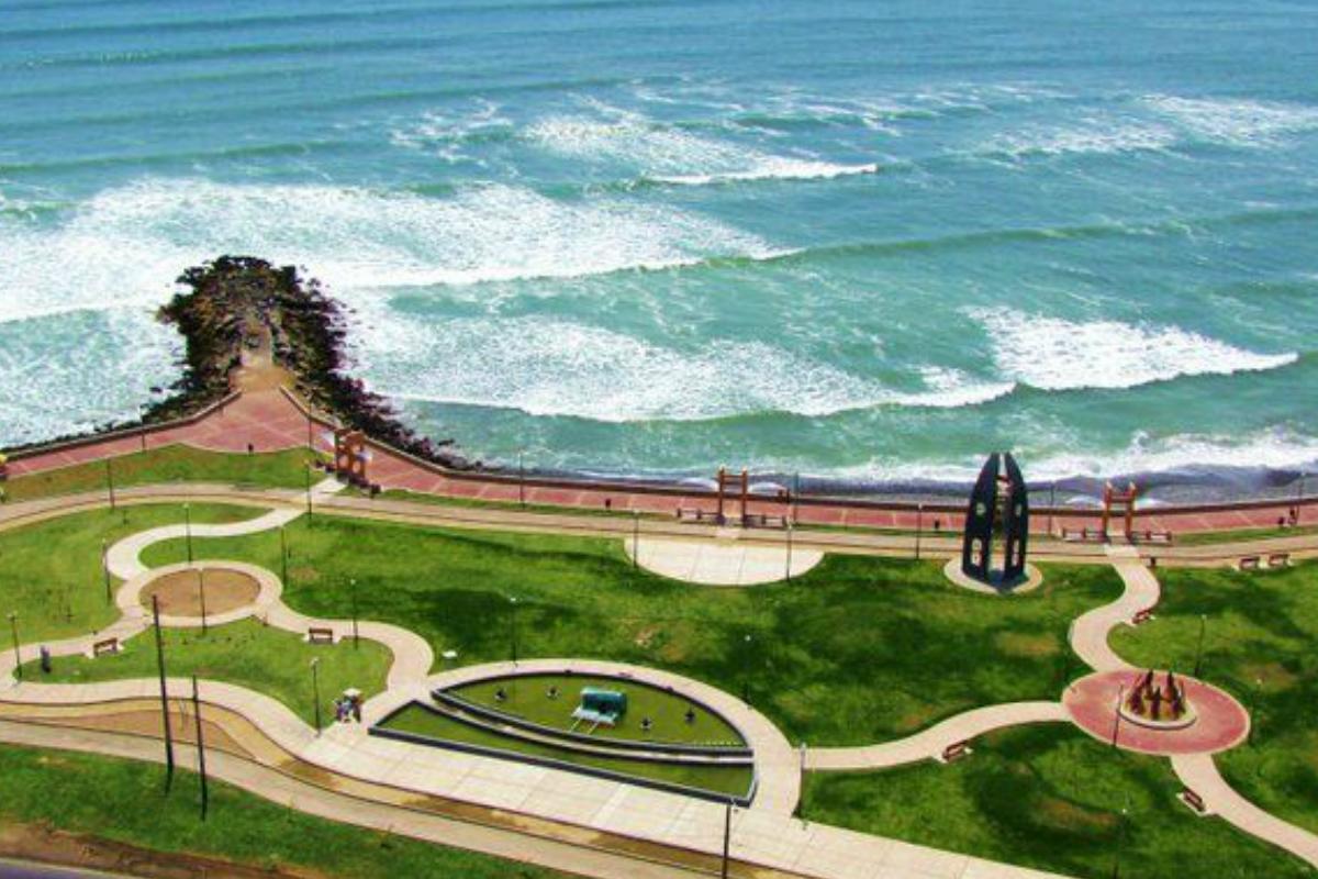 Helipuerto se construirá en playa Tres Picos de Miraflores