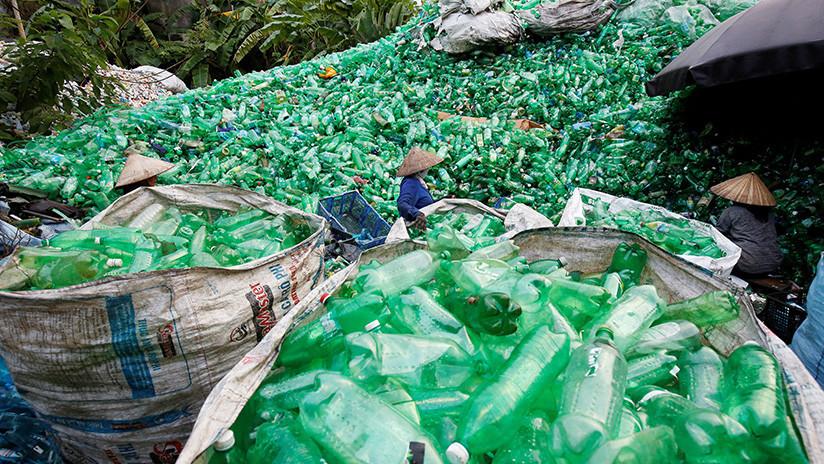 Desarrollan un método que convierte cualquier plástico no reciclable en energía