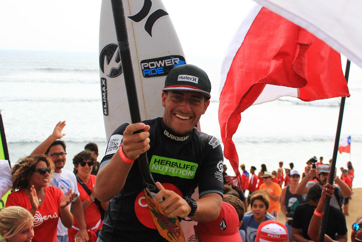 Alonso Correa por triple oro en Panamericanos de Lima
