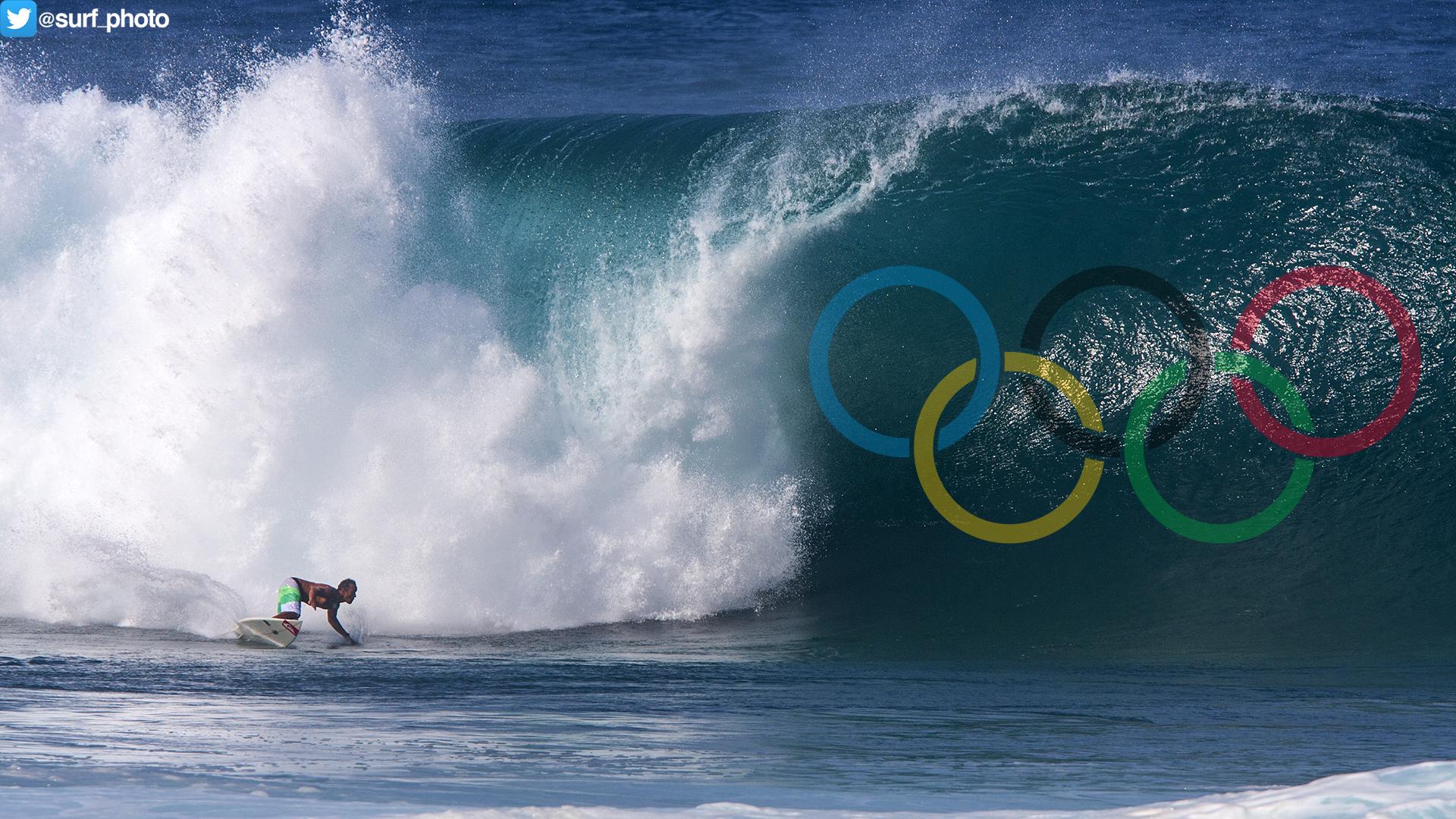 Cuenta regresiva para el estreno del surf en los Juegos Olímpicos