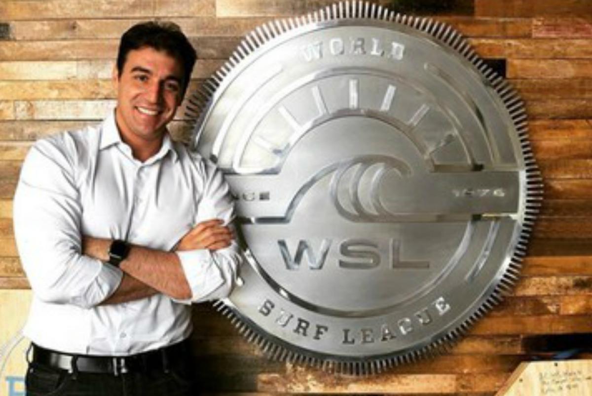 Brasileño Ivan Martinho dirigirá WSL en Latinoamérica