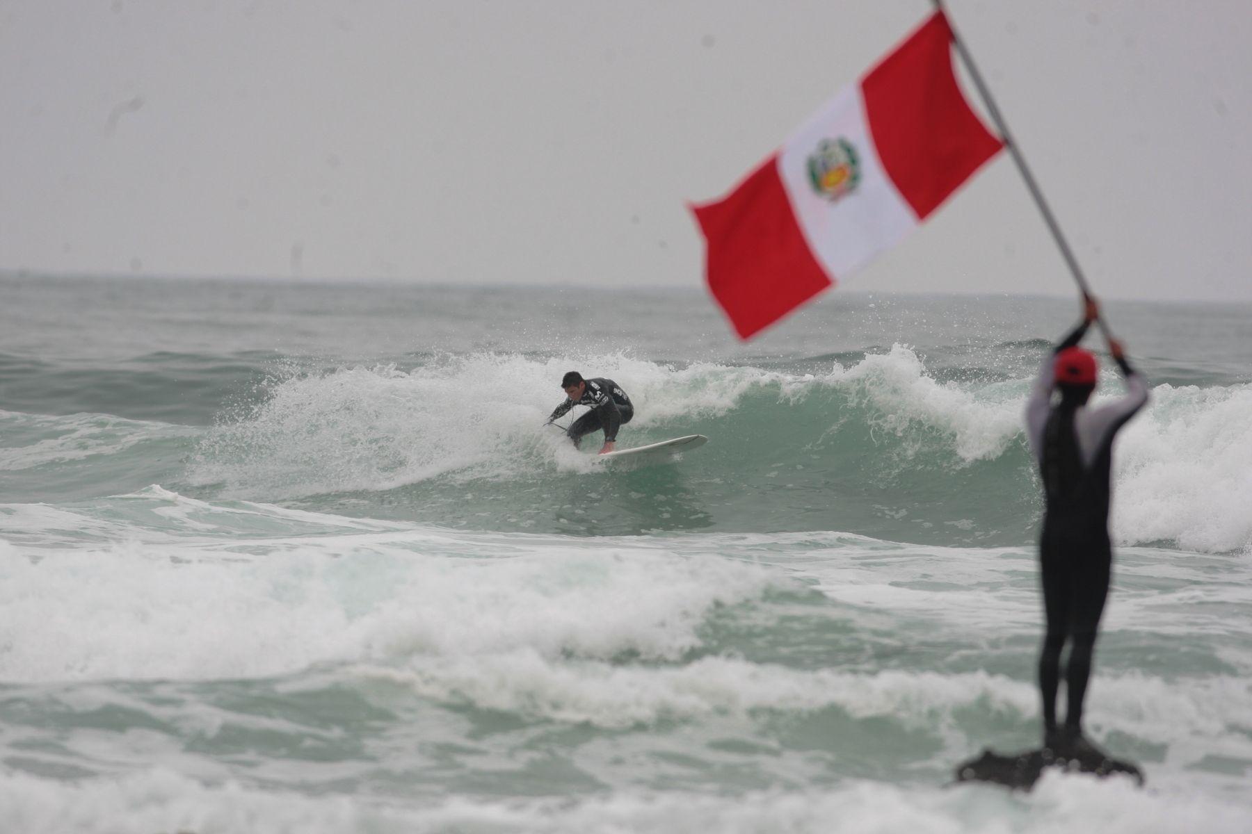 El surf y el SUP se acercan a un histórico debut en los Juegos Panamericanos