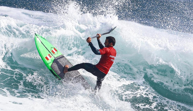 El surf asegura cinco medallas más en Lima 2019