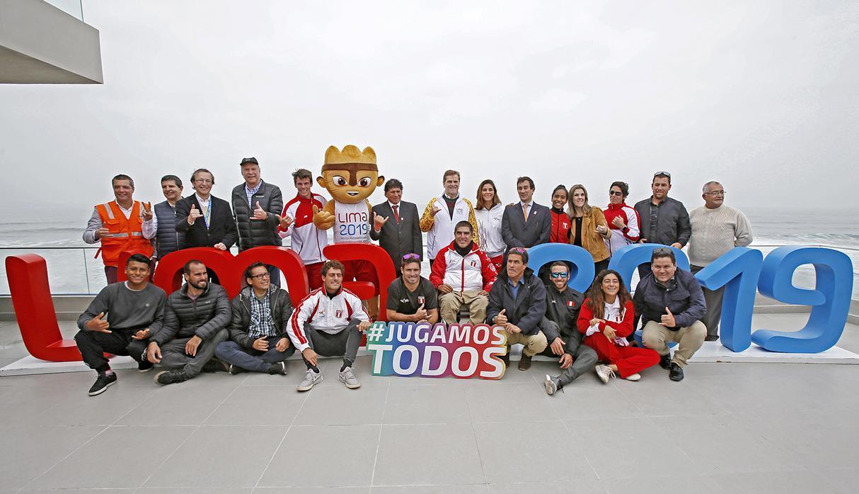 Lima 2019: Este es el programa de los peruanos para hoy sábado