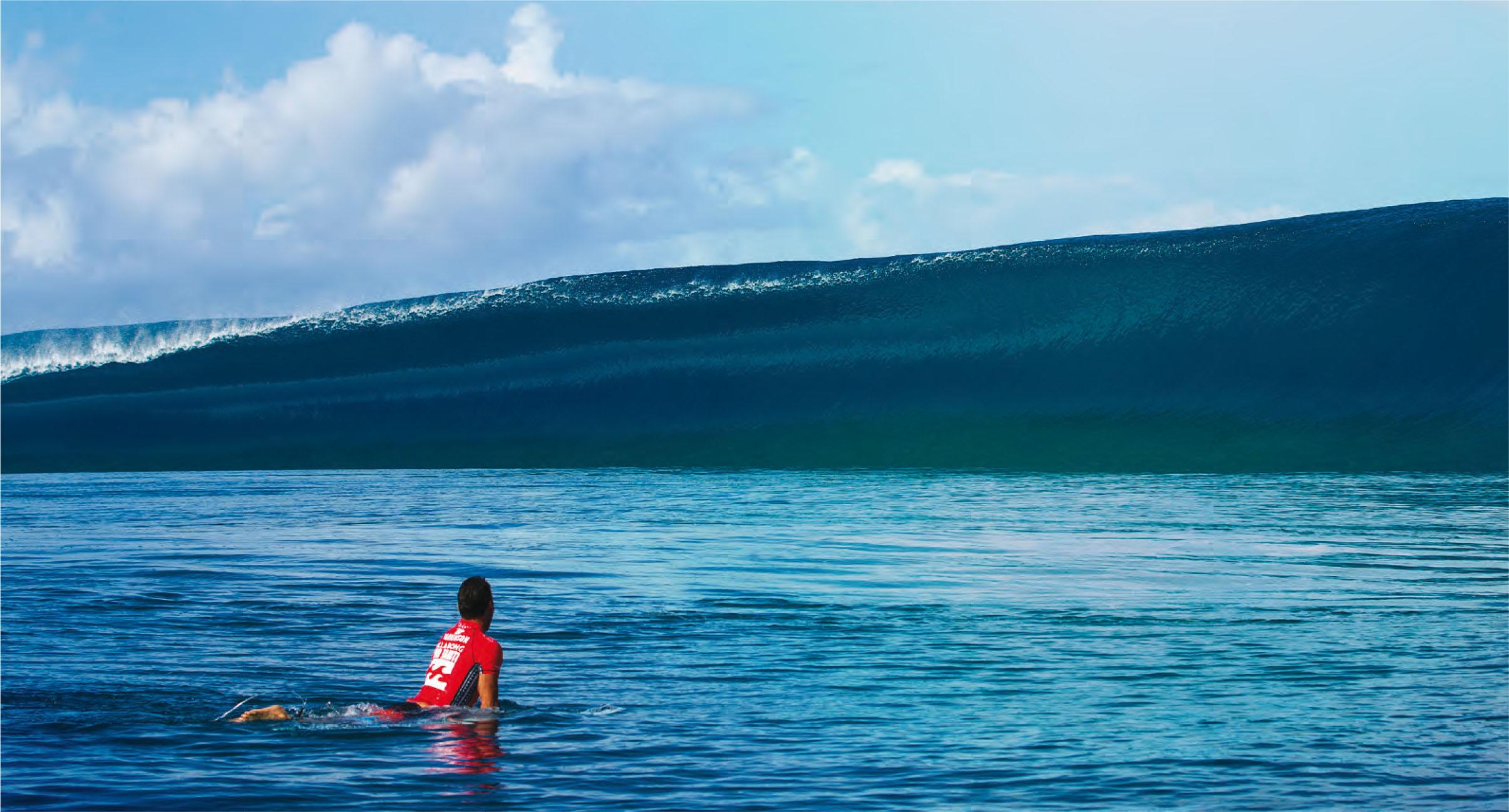 Duelos encienden la lucha por el Tahiti Pro 2019