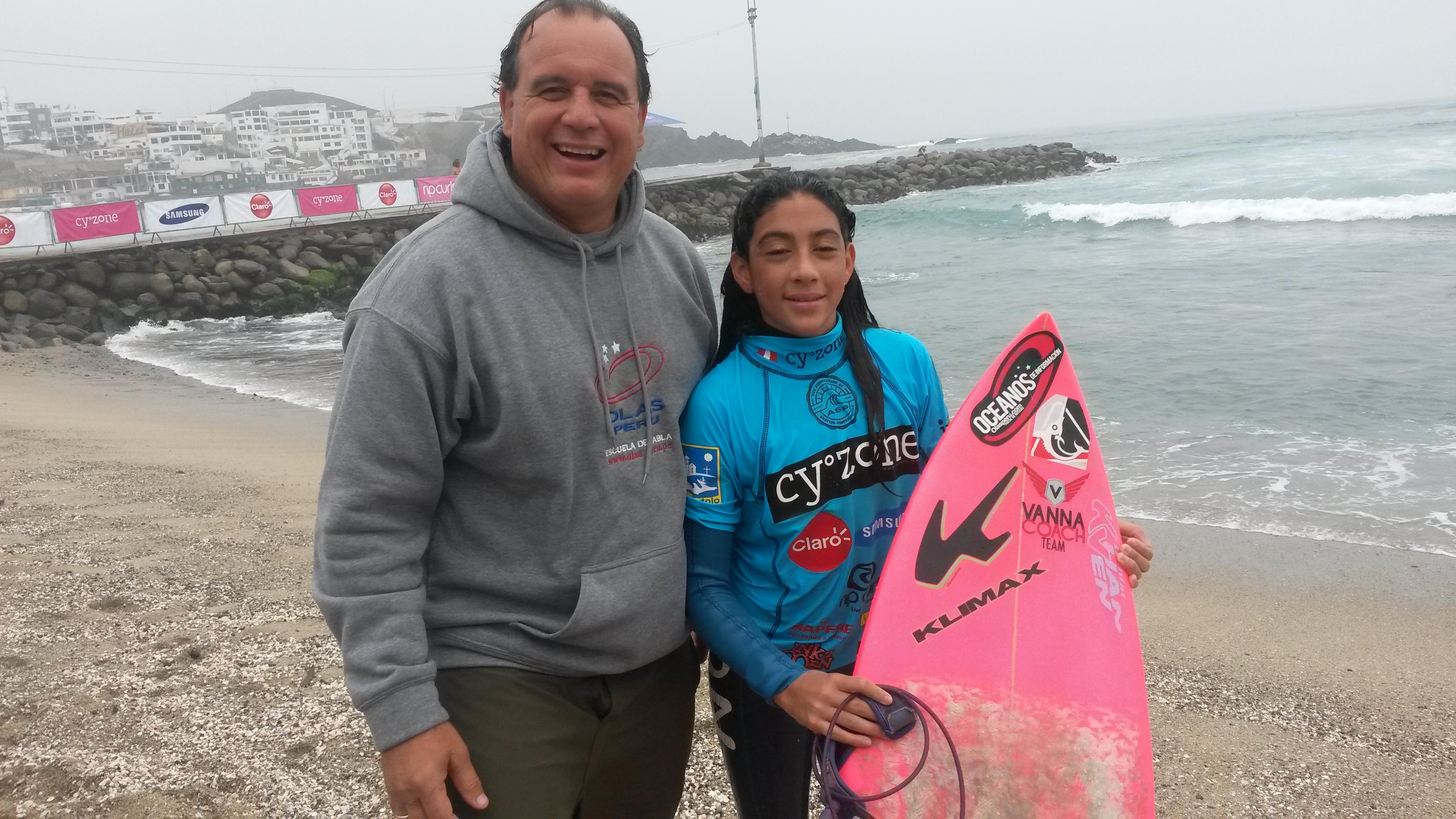 Daniella Rosas: Un poco de la historia de la campeona Panamericana