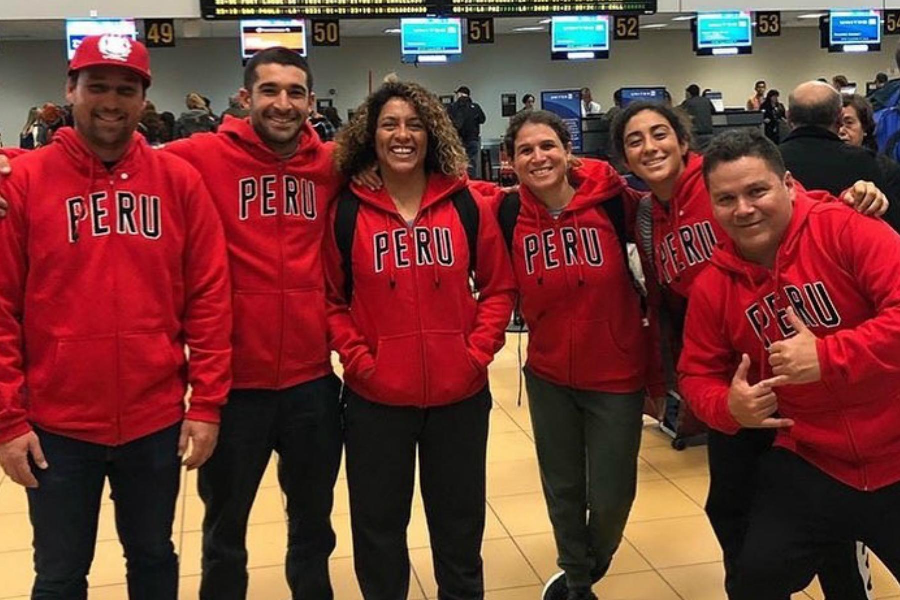 Detalles del equipo peruano para mundial ISA 2019 en Japón