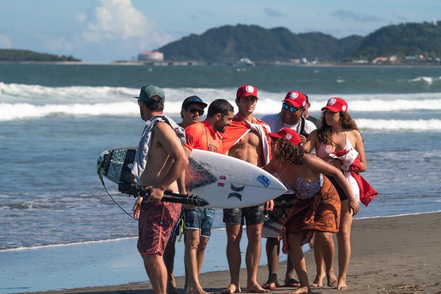 Mundial ISA 2019: Perú va segundo en el ranking por equipos
