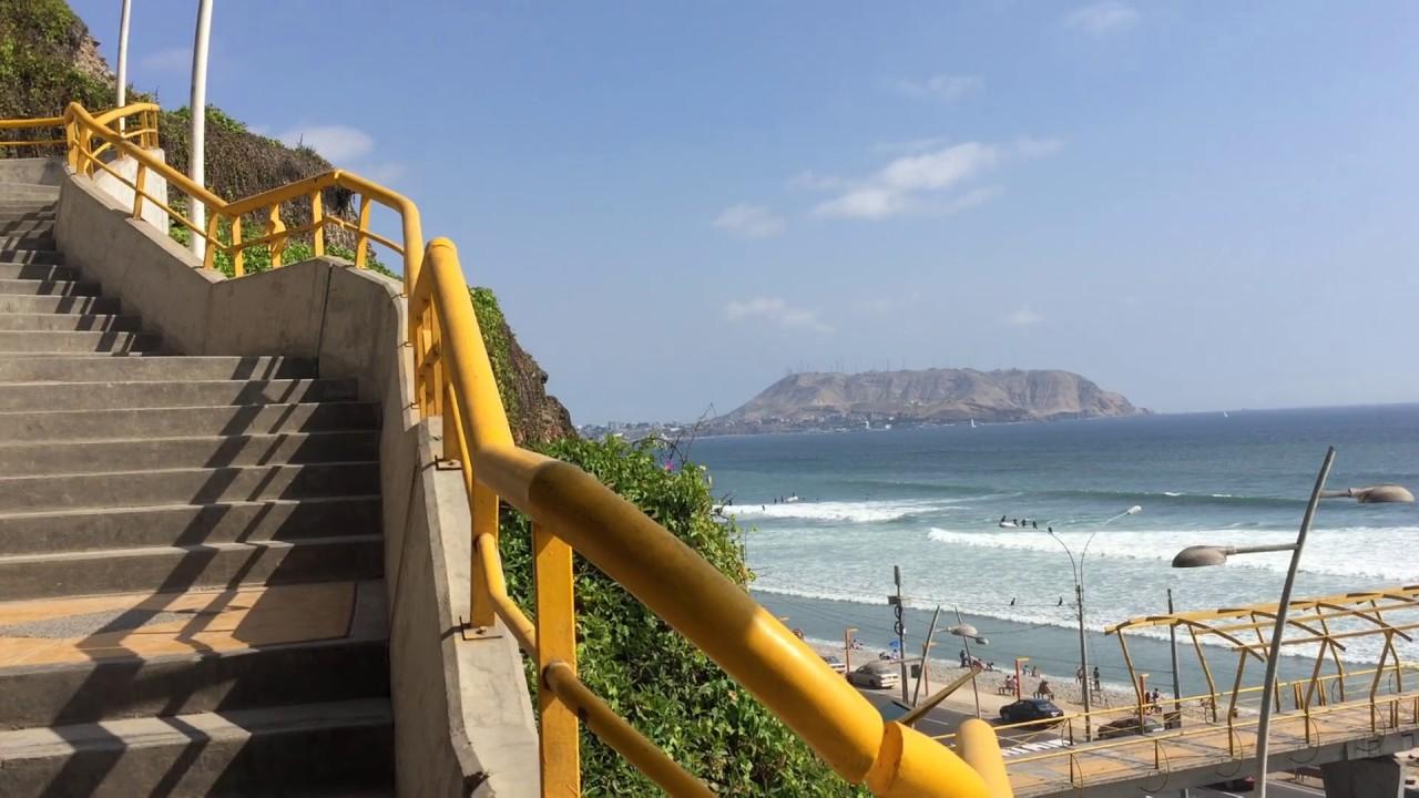 Costa Verde: Segundo Centro de Alto Rendimiento de surf se haría en Punta Roquitas