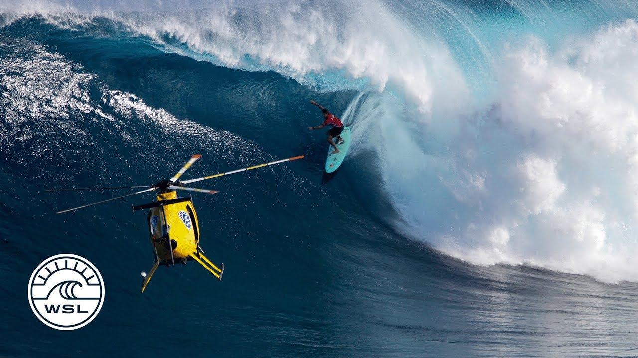 Se anuncia oficialmente a Jaws y Nazaré para la nueva temporada de olas grandes