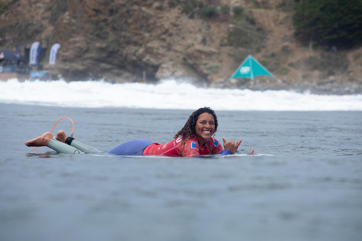 Analí Gómez se corona en el ALAS de Puerto Escondido