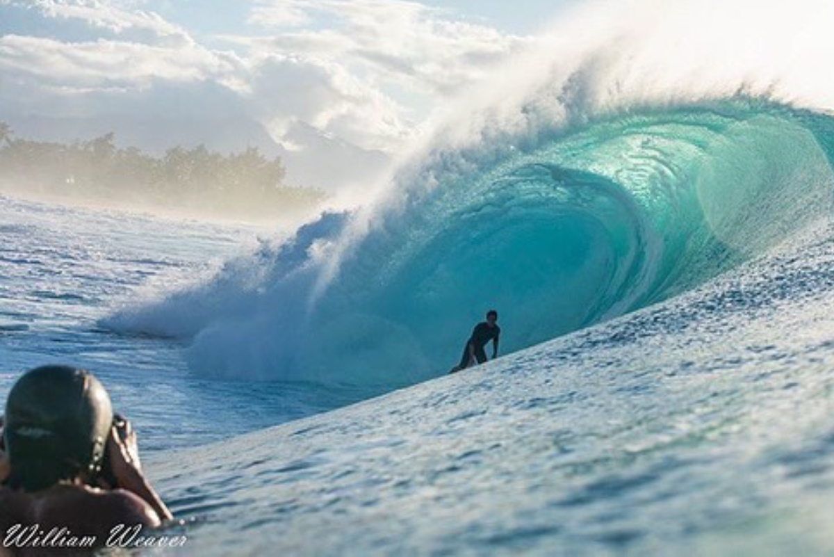 [PORTADA] Túnel Hawaiano, Martin Jeri en Pipeline