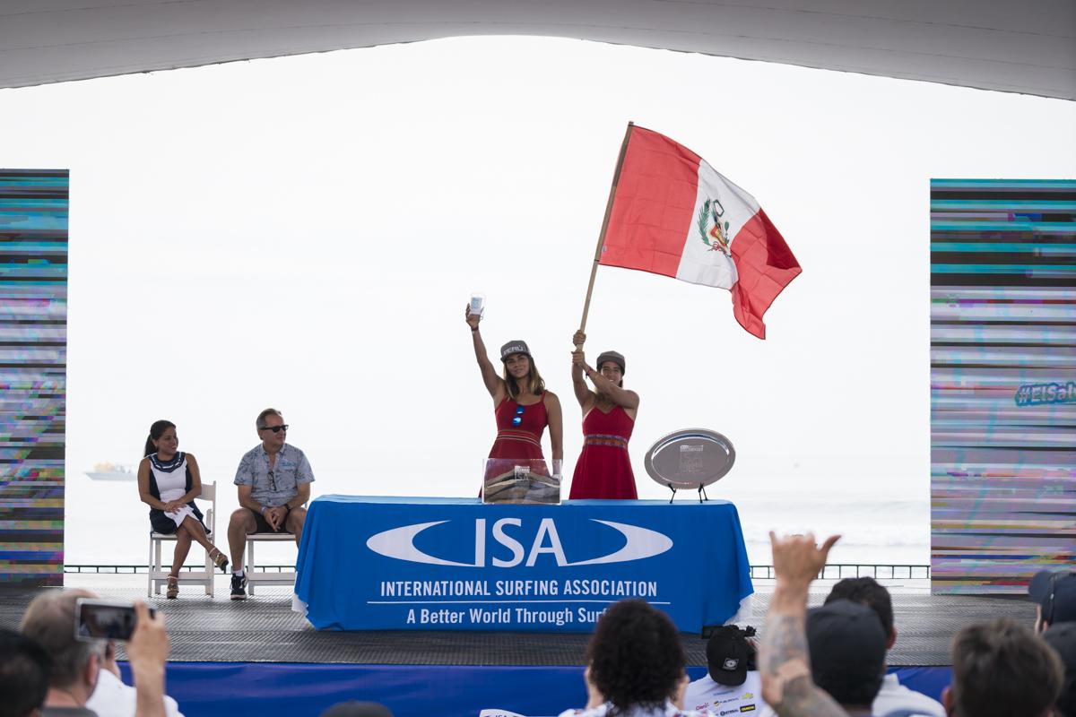 Equipo peruano inició su participación en Mundial SUP ISA 2019