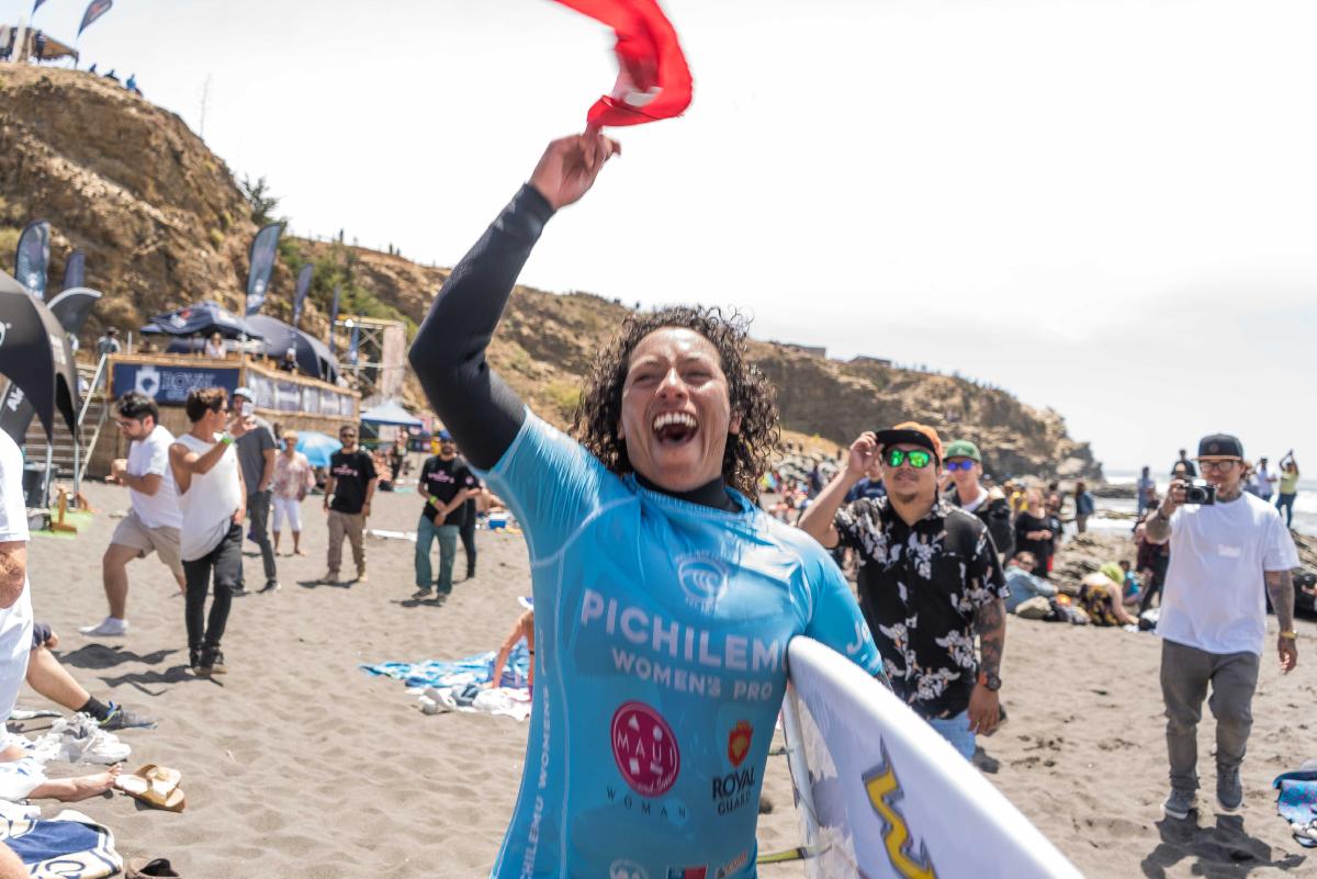 Analí Gómez vuelve a triunfar por segundo año en Chile