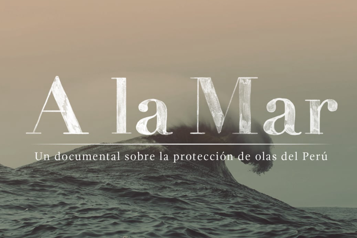 """A la Mar"", mira aquí el documental completo"