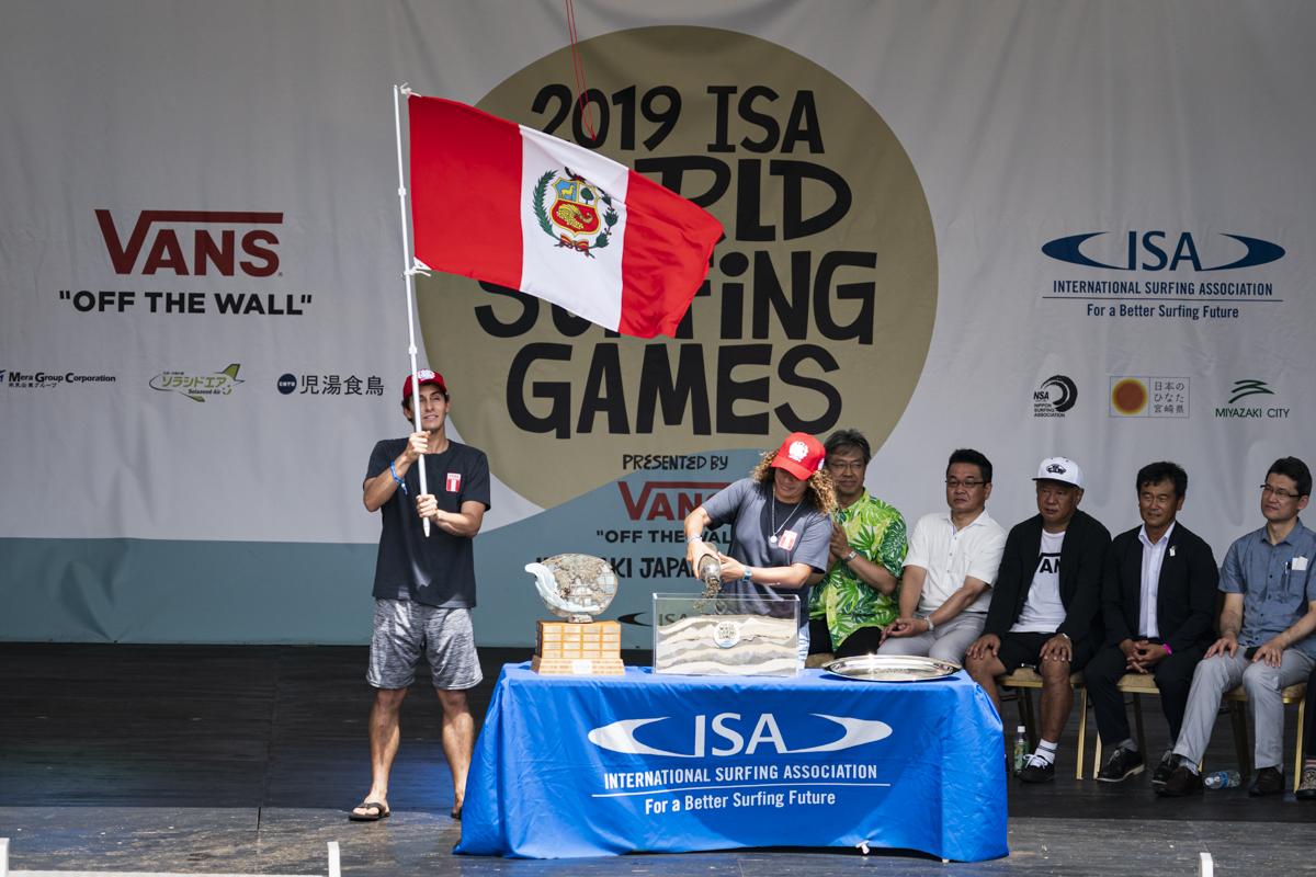 El Salvador será sede del mundial de surf ISA rumbo a los Juegos Olímpicos Tokio 2020