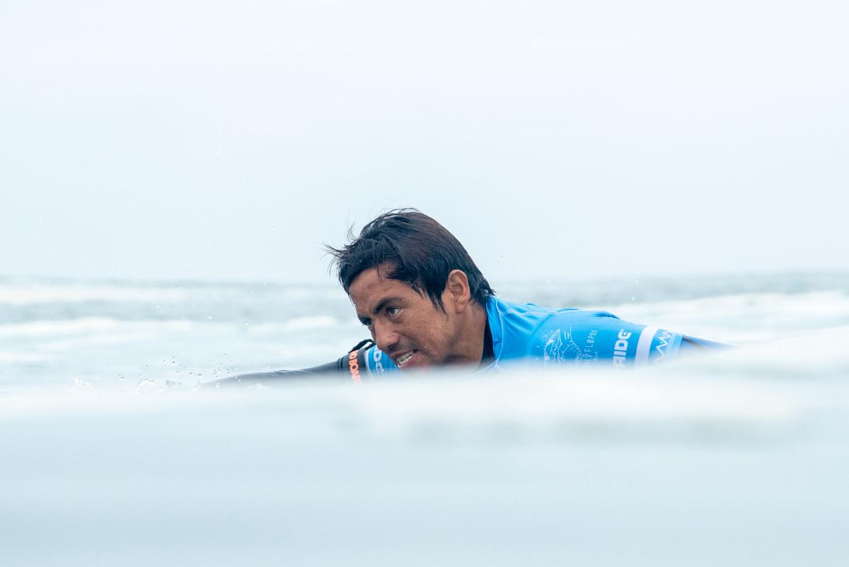 Lurín Pro: Miguel Rodriguez hace respetar su playa y le da el título a Perú