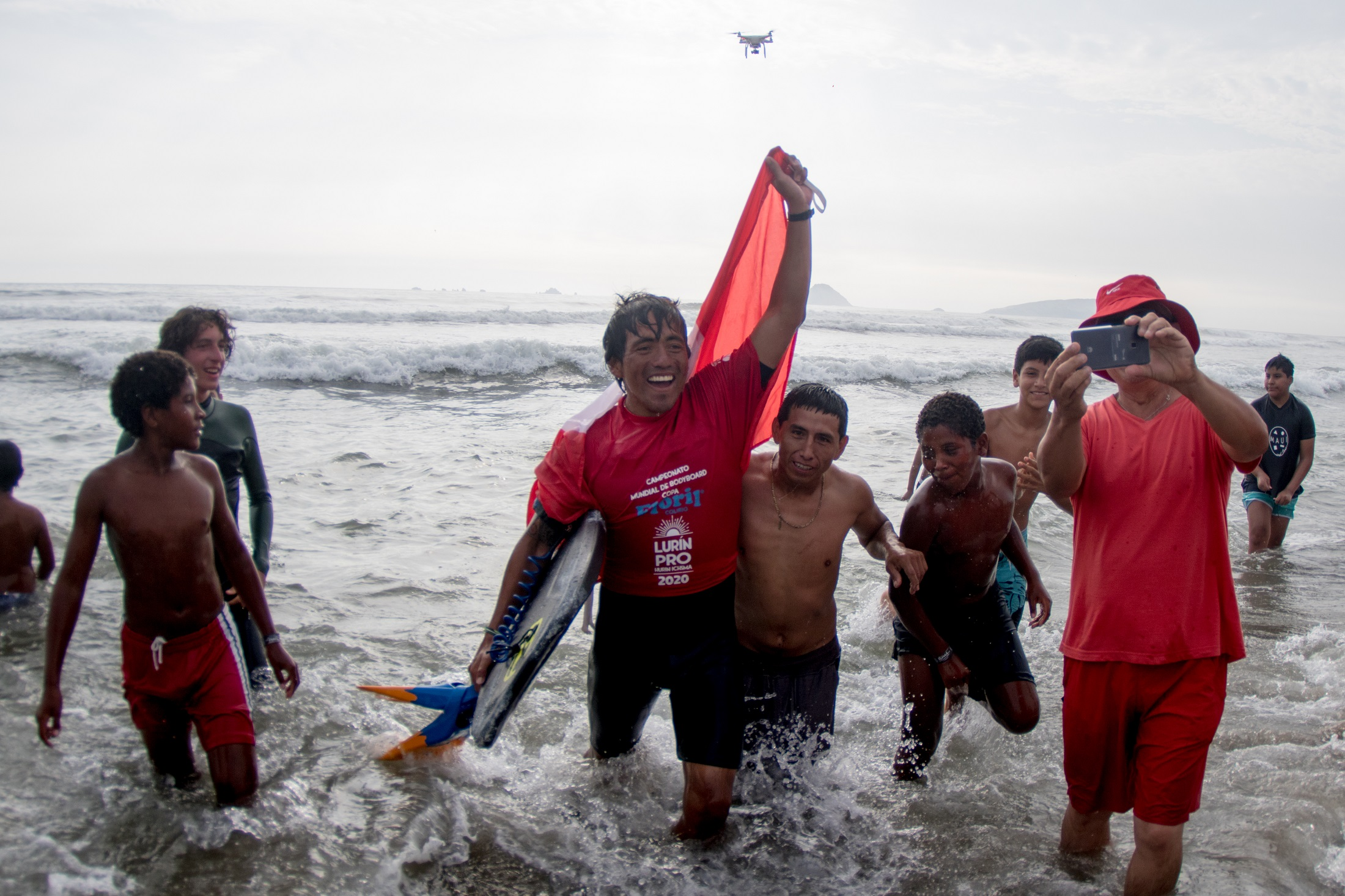 Lurín Pro: Revive el triunfo de Miguel Rodriguez en casa