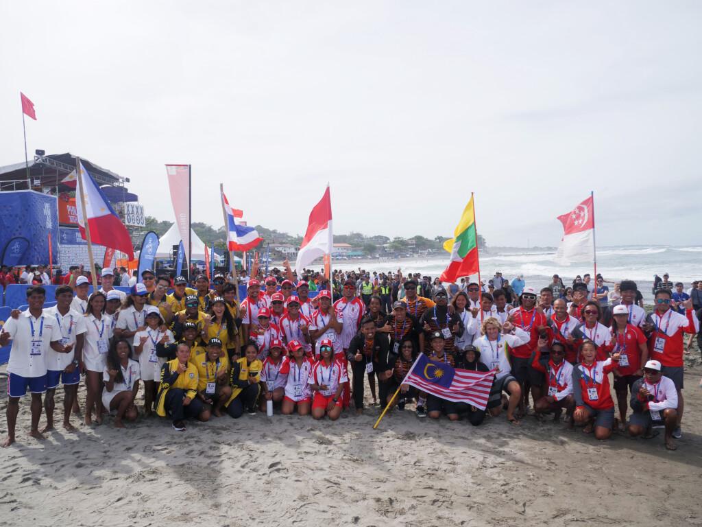 Surfing y SUP muestran un fuerte desarrollo regional en Asia y Oceanía previo al debut olímpico
