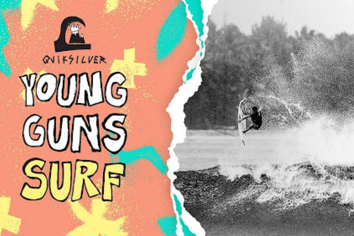 Quiksilver Young Guns 2020 en Playa Señoritas